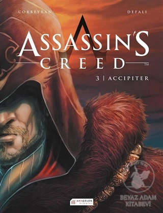 Assassin's Creed 3. Cilt - Accipiter